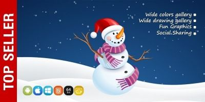 Christmas Snowman Maker - Unity Source Code
