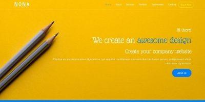 Nona - Multipurpose HTML5 Template