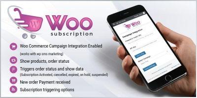 Woo Subscriptions API Plugin For WooCommerce