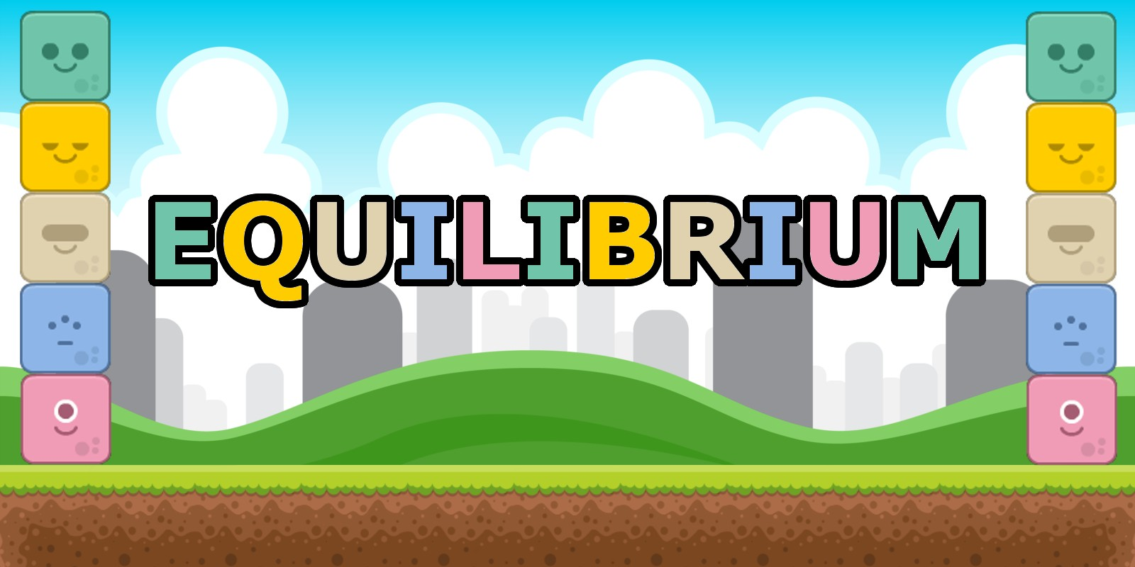 Equilibrium - Android Game Source Code