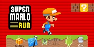 Super Marlo Run Buildbox Game Source Code