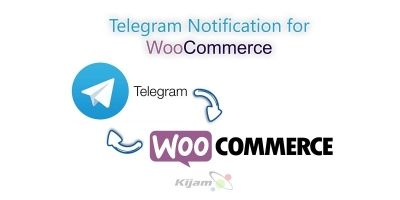 Telegram Notification For WooCommerce
