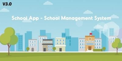 School App - School Management System