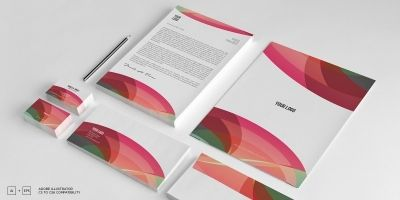 N3 Brand Identity Template