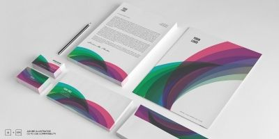 N4 Brand Identity Template