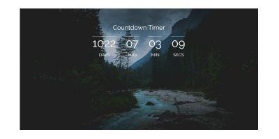 Javascript Countdown Timer