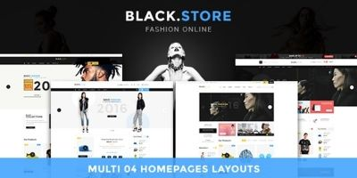 Pts Blackstore PrestaShop Theme