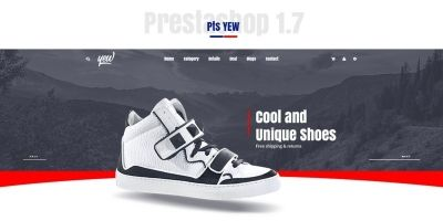 Pts Yew PrestaShop Fashion Theme