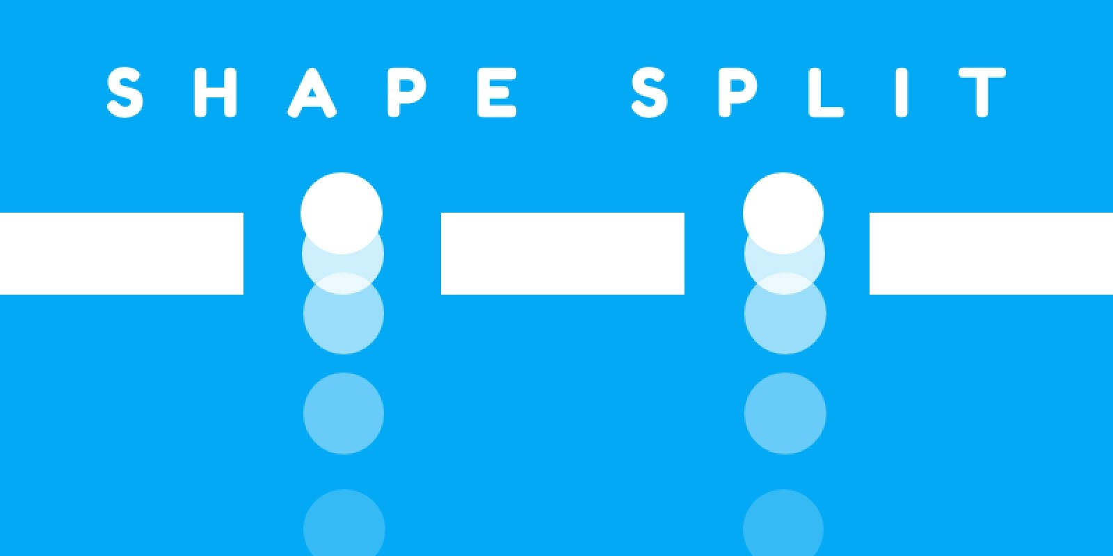 Shape Split - Android Game Source Code