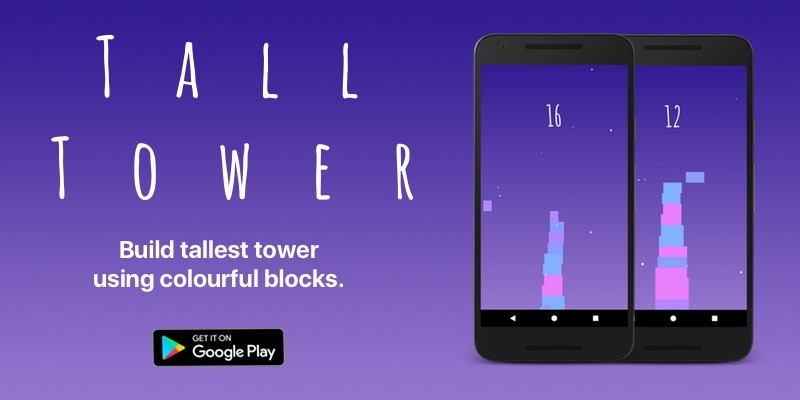 Tall Tower - Android Game Source Code