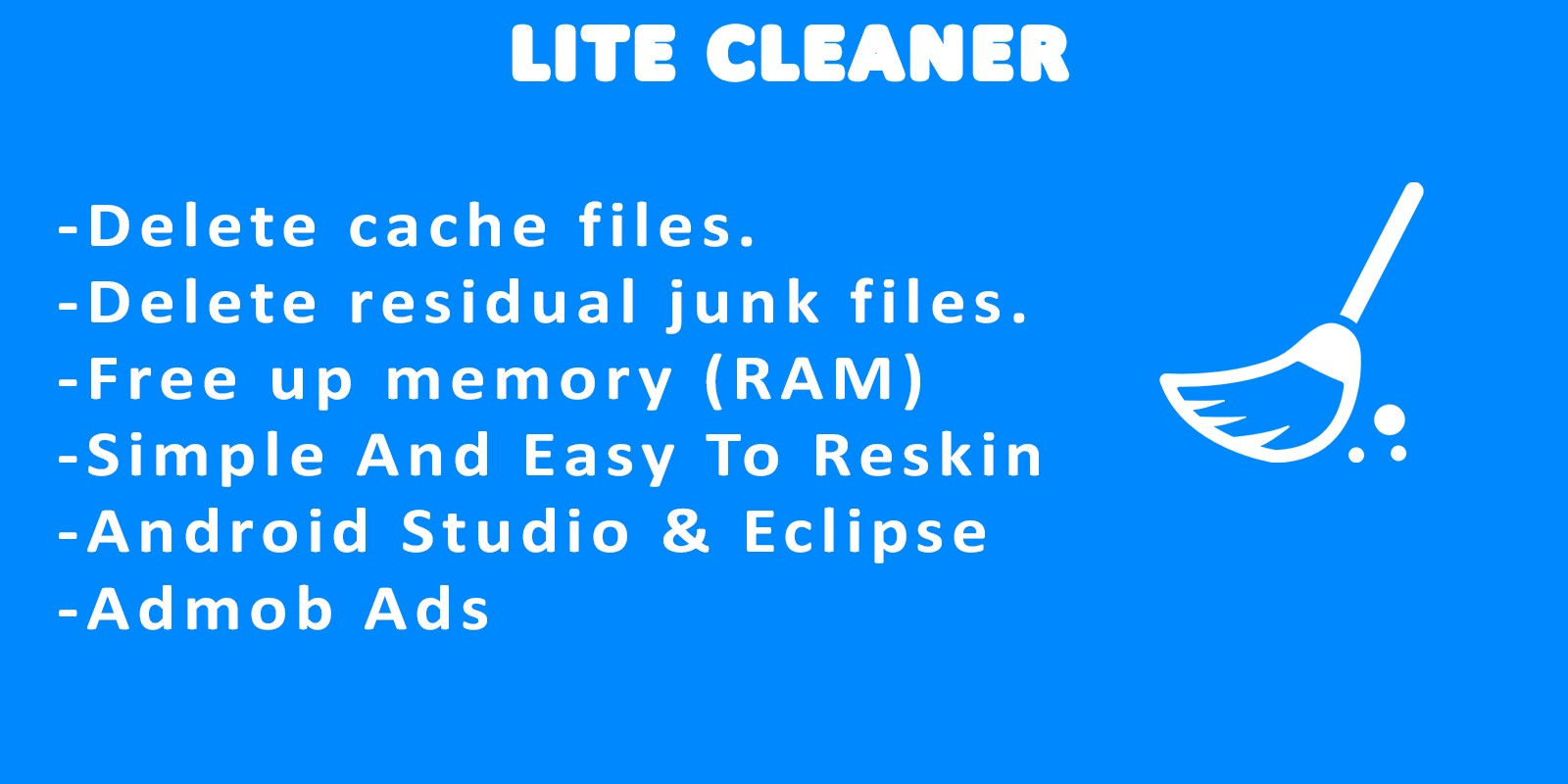 Fast Lite Cleaner - Android App Source Code