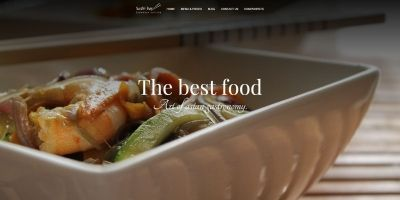 Restautheme - Wordpress Restaurant Theme