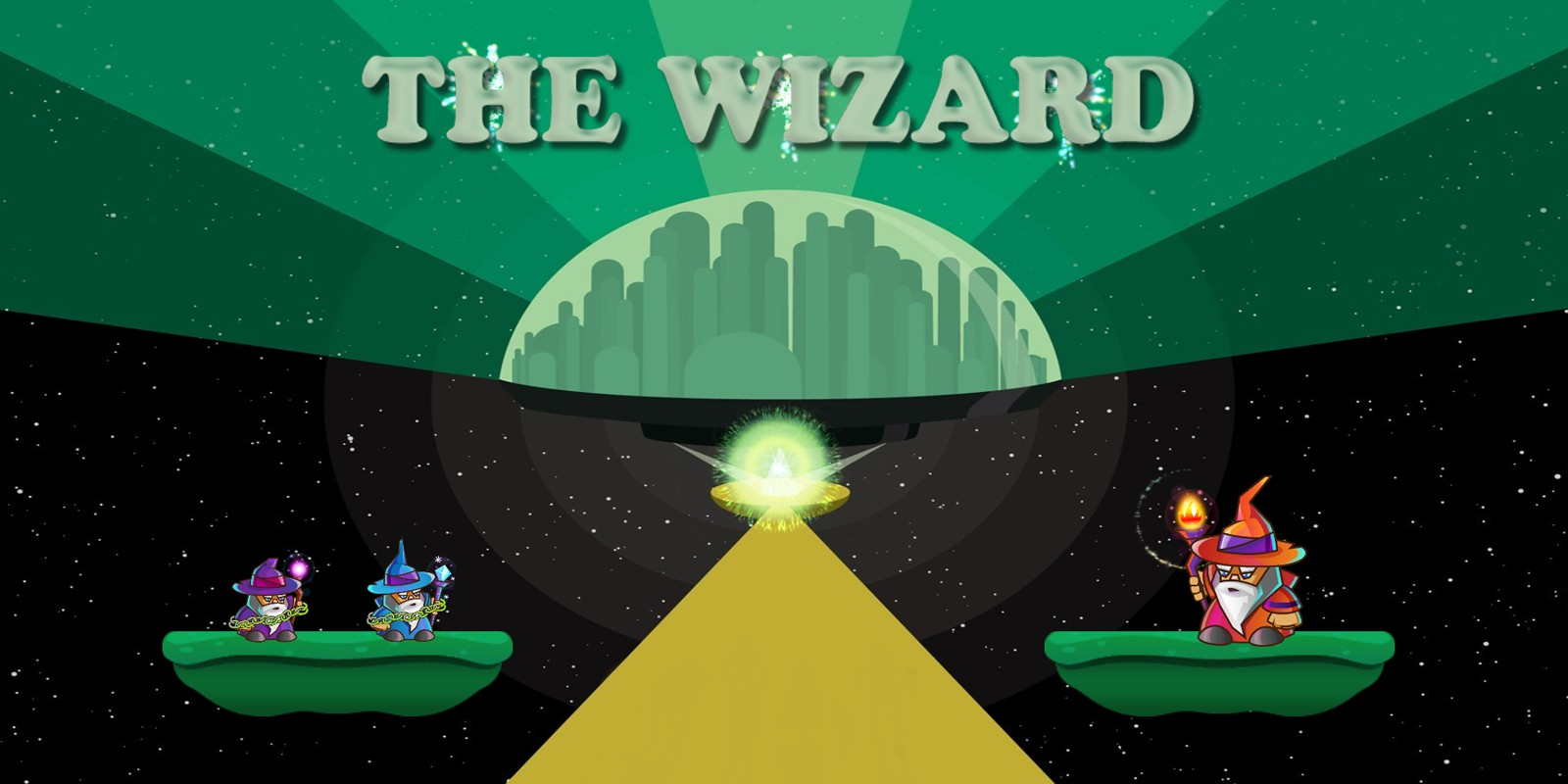 The Wizard Unity Game Source Code