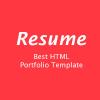 resume-personal-portfolio-web-template
