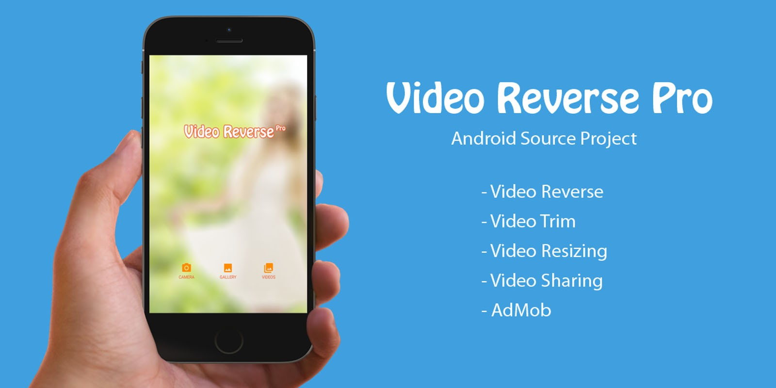 Video Reverse Pro Android Source Code