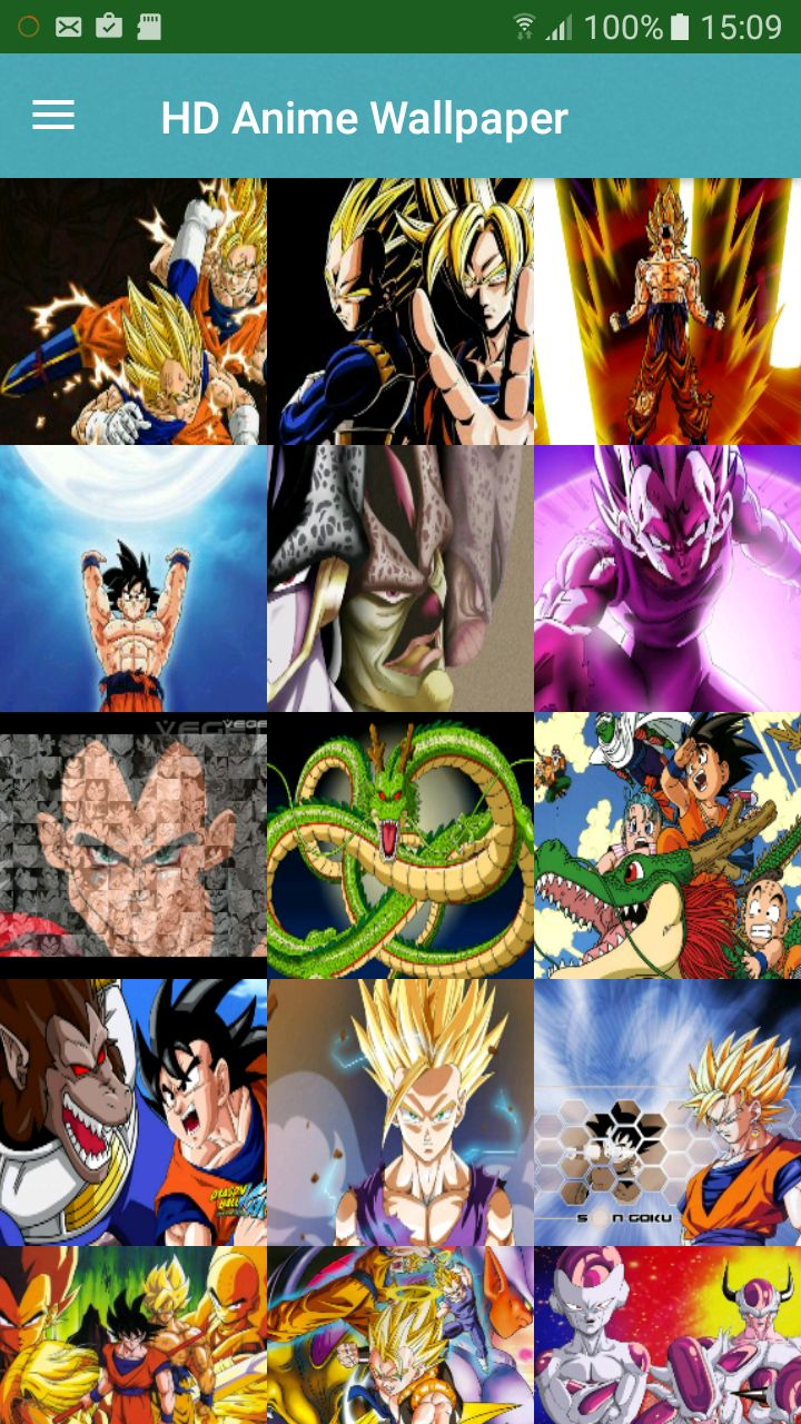 HD Anime Wallpaper - Android App Source Code by ...