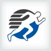 runner-sport-logo-template