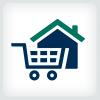 home-cart-logo-template