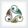 ornamental-foliage-logo-template