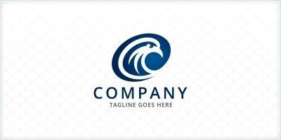 Eagle Bird Logo Template