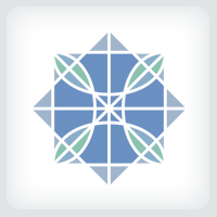 Decorative Ornamental Logo Template