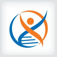 People Helix Logo Template