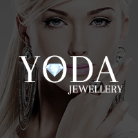 Yoda - Jewelry Shop HTML Template