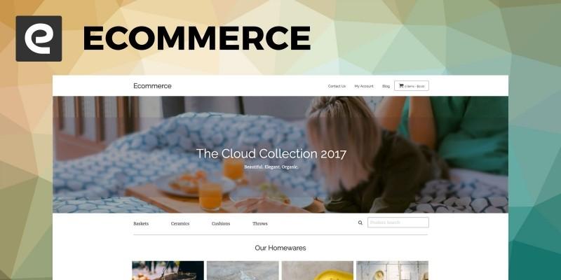 SitePoint Ecommerce WordPress Theme