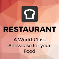 SitePoint Restaurant WordPress Theme