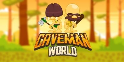 Caveman World - Buildbox Template