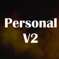 Personal V2 One Page HTML Portfolio Template