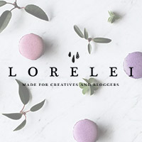 Lorelei - Nordic Blog And Shop WordPress Theme