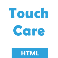 Touch Care - HTML Medical Website Template