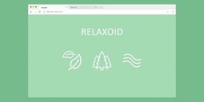 Relaxoid - Soundboard  Generator