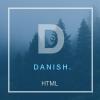 danish-portfolio-html-template