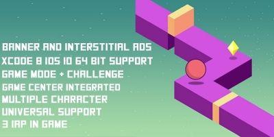 Walls - Buildbox Game Template