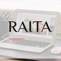 Raita - Minimal WordPress Theme For Writers