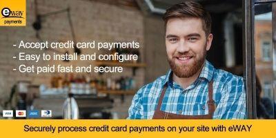 Easy WordPress eWAY Payment Gateway
