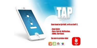 Tap Dash - iOS Xcode Source Code