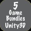 5-games-bundle-unity-source-code