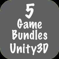 5 Games Bundle - Unity Source Code