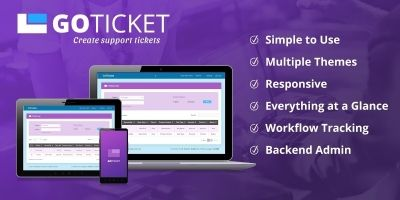 Go Tickets - Ticket Management System