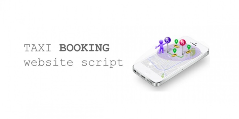 Taxi Booking Website And Database Backend Script
