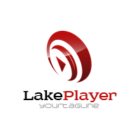 LakePlayer - Logo Template
