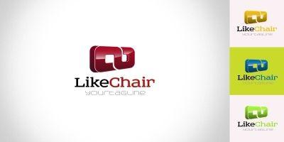 LikeChair - Logo Template