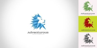 Adventurous - Logo Template
