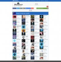 Mp3Duo - Music Search Engine PHP Script Screenshot 3