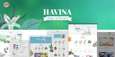 Pas Havina - PrestaShop Theme