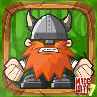 Viking Adventure - Buildbox Game Template