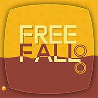 Free Fall - Buildbox Game Template